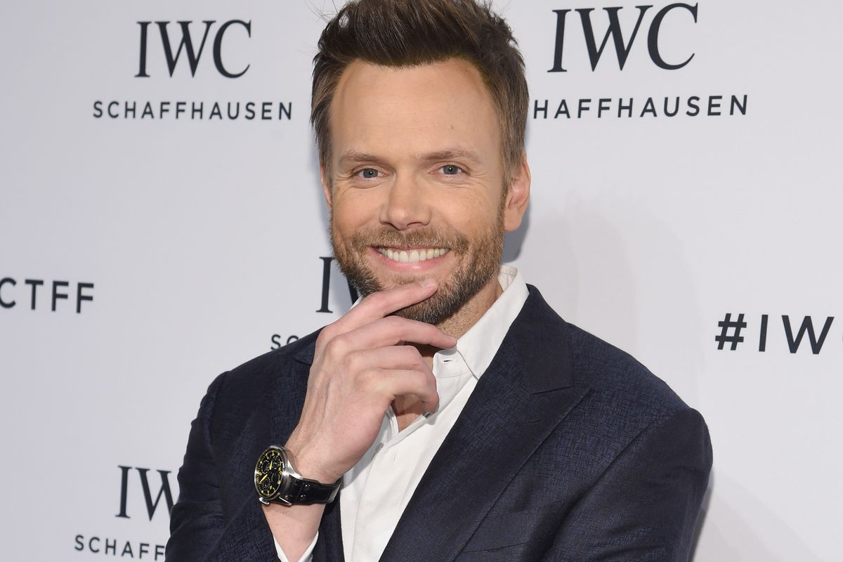 The actor and comedian Joel McHale. Photo: Dimitrios Kambouris/Getty Images