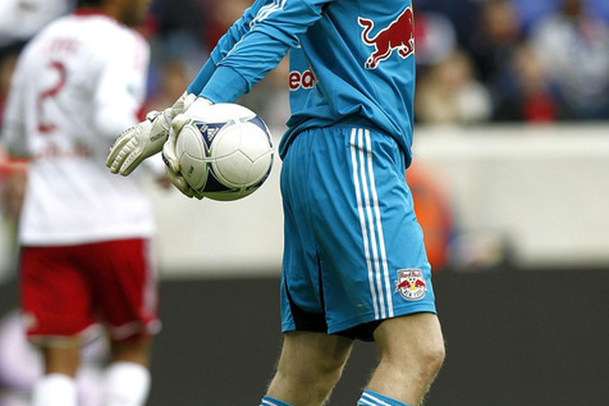 Montreal will have a tough time getting past rookie goalkeeper Ryan Meara, who has played well in his first three professional matches.
