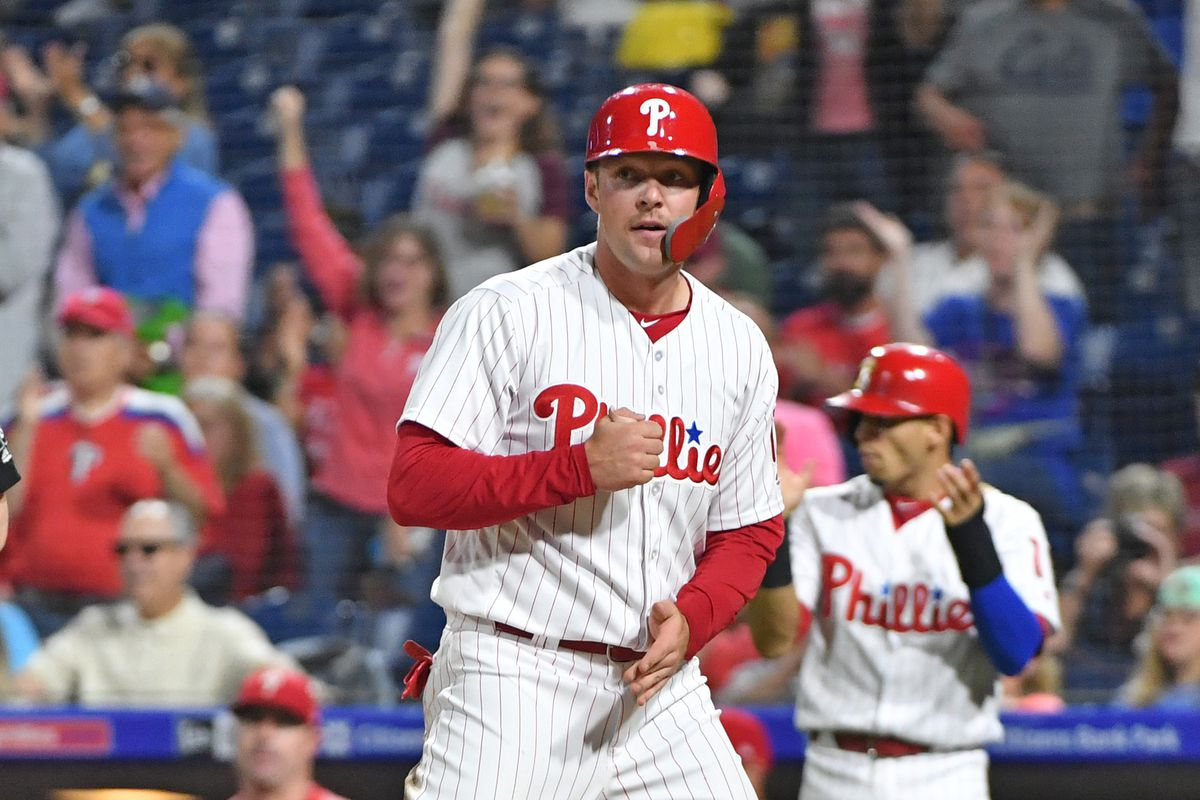 MLB: Game Two-Washington Nationals at Philadelphia Phillies