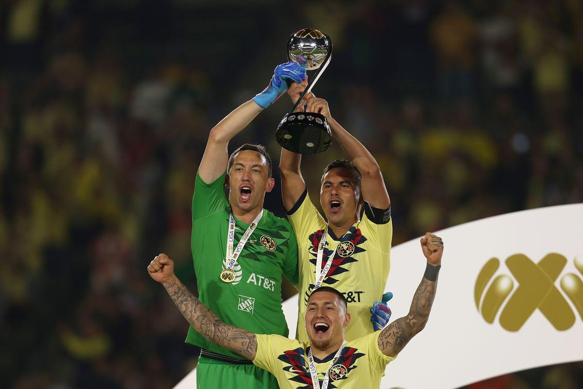 buy online 46049 2de6f Club América beat Tigres on penalties to win Campeon de ...