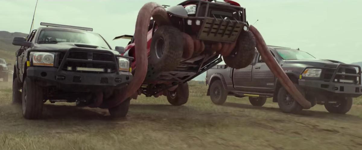 Monster Trucks Trailer Promises Subtle Movie About Monsters That Live Inside Trucks The Verge