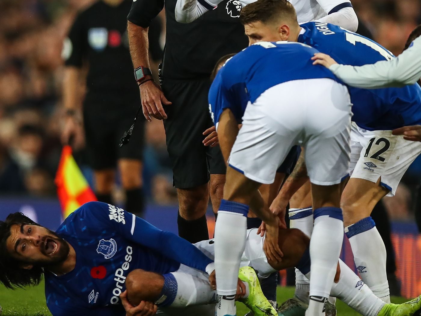 Sympathy Should Lie Solely With André Gomes After Dreadful