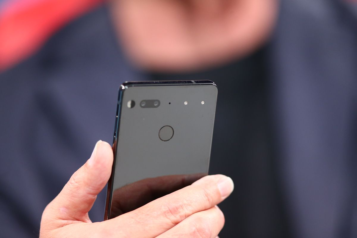 Essential customers are being hit with a phishing attack