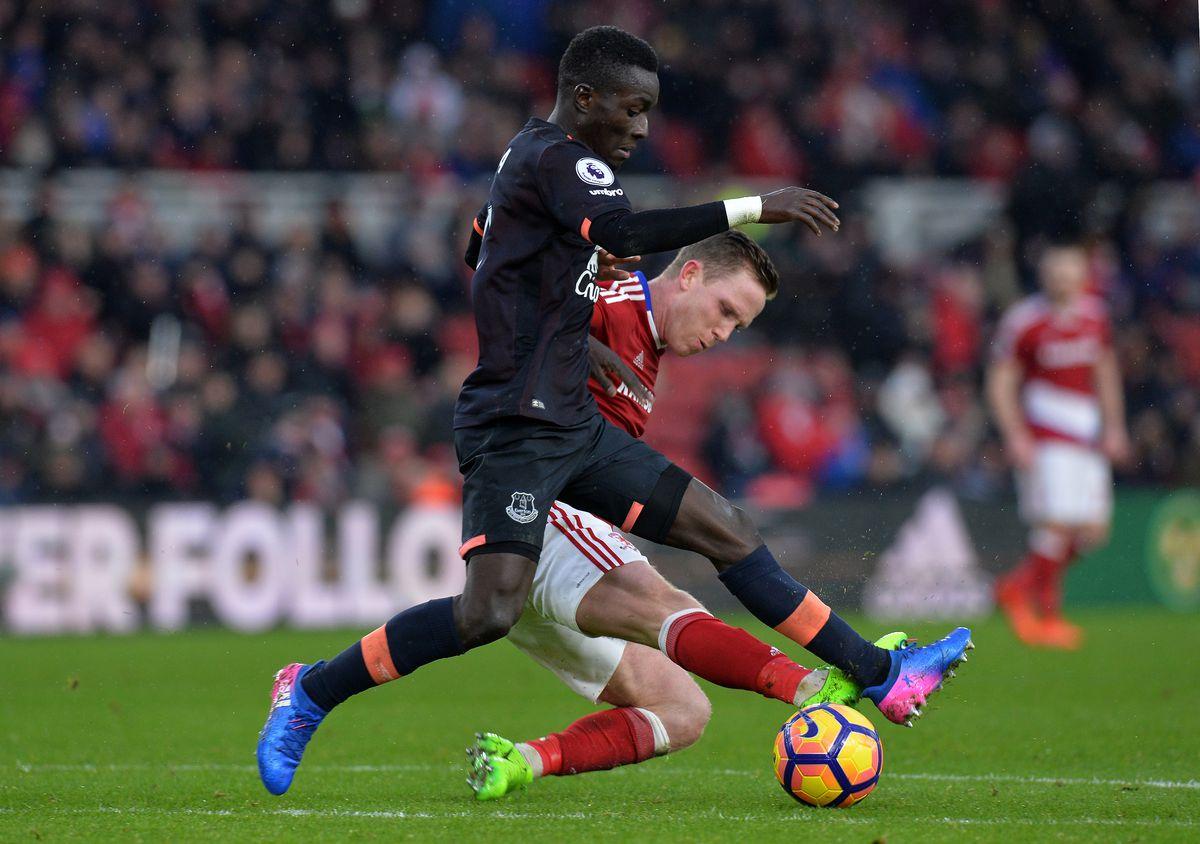 Middlesbrough v Everton - Premier League