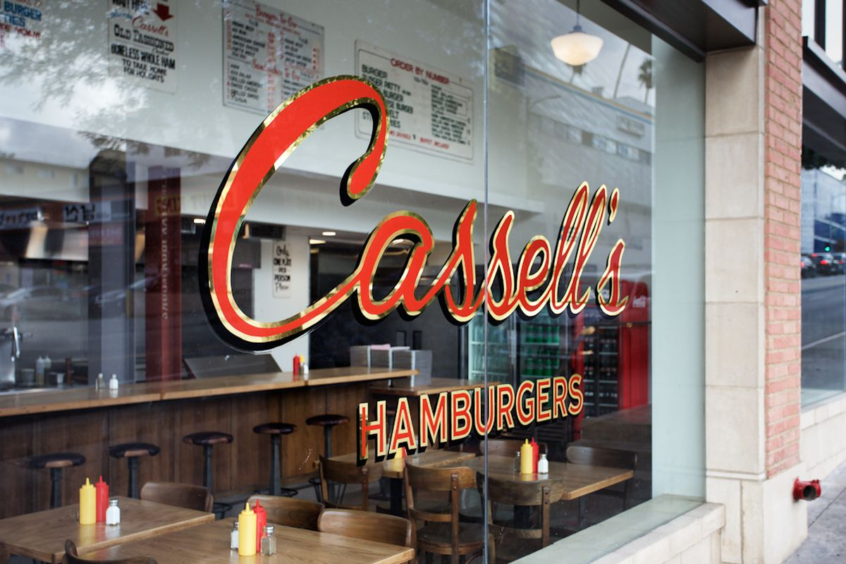 Cassell's, Koreatown