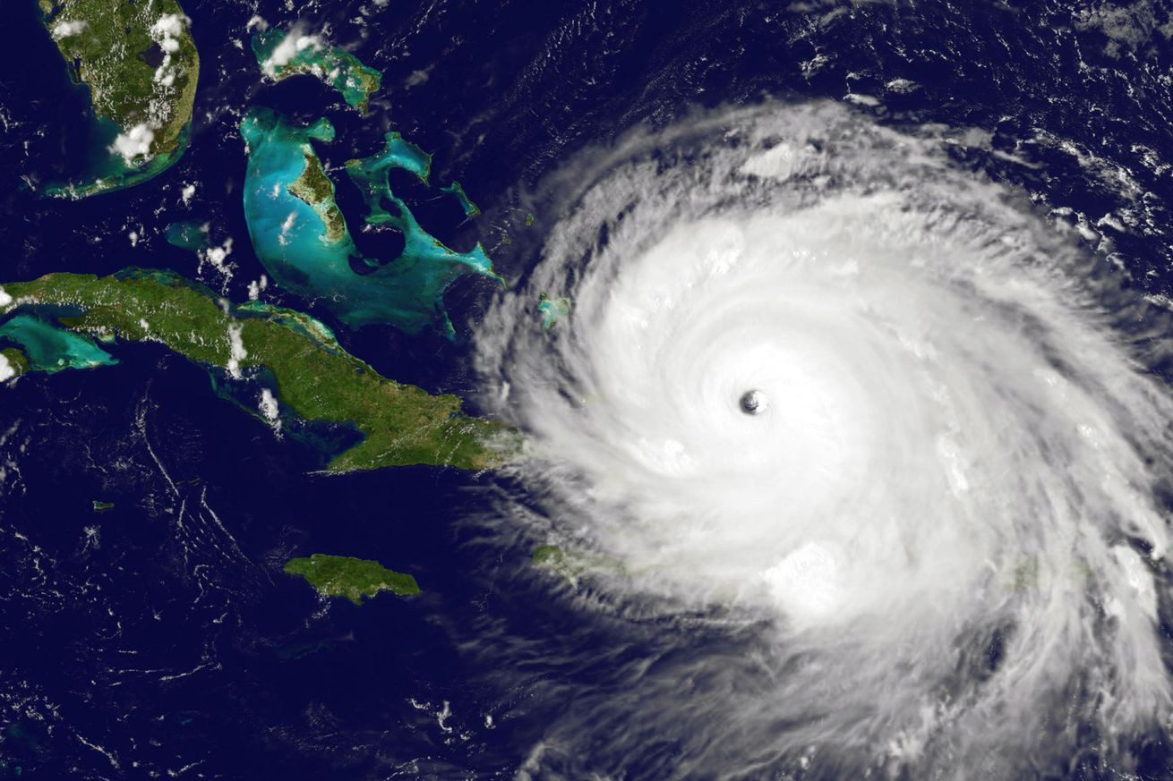 <em>Hurricane Irma as it moves towards Florida on September 07th, 2017.</em>