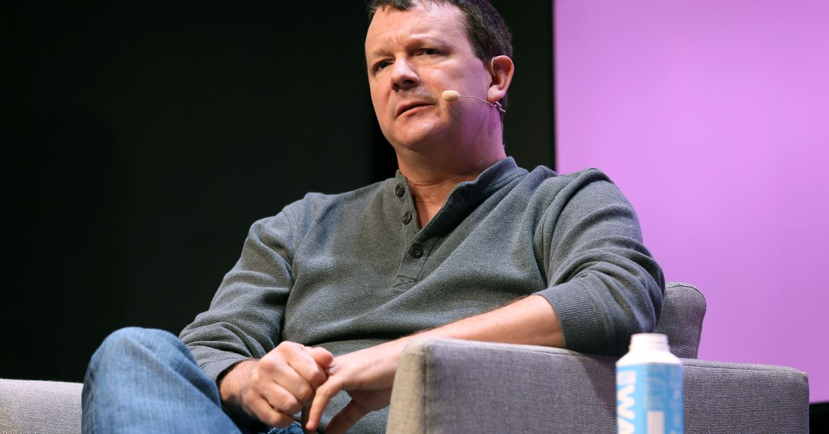 WhatsApp co-founder Brian Acton still thinks you should delete Facebook