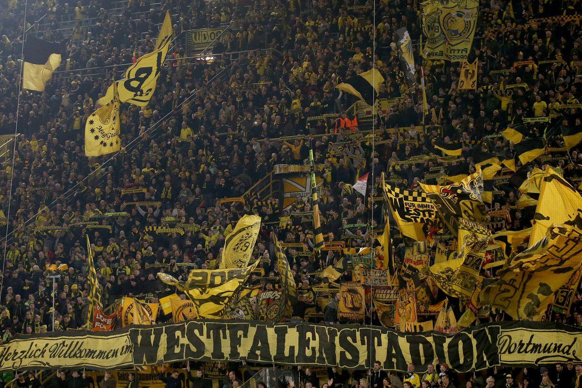 Borussia Dortmund v Tottenham Hotspur - UEFA Europa League Round of 16: First Leg