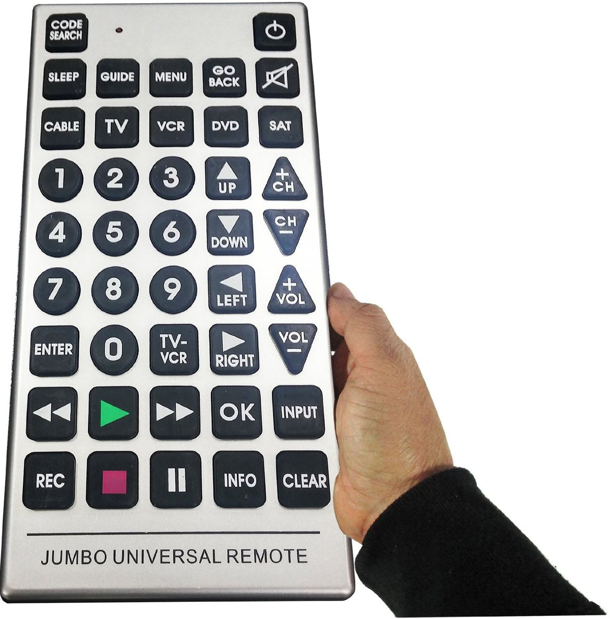 Against all odds, Dish has built the ugliest TV remote of all time