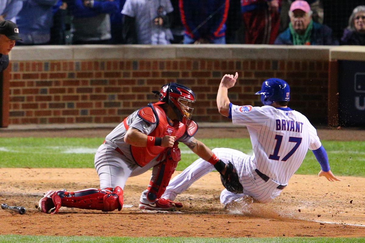 bd1269aa The rekindled Cardinals-Cubs rivalry is good for baseball - Viva El ...