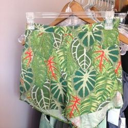 Leaf Shorts, $105 (were $150)