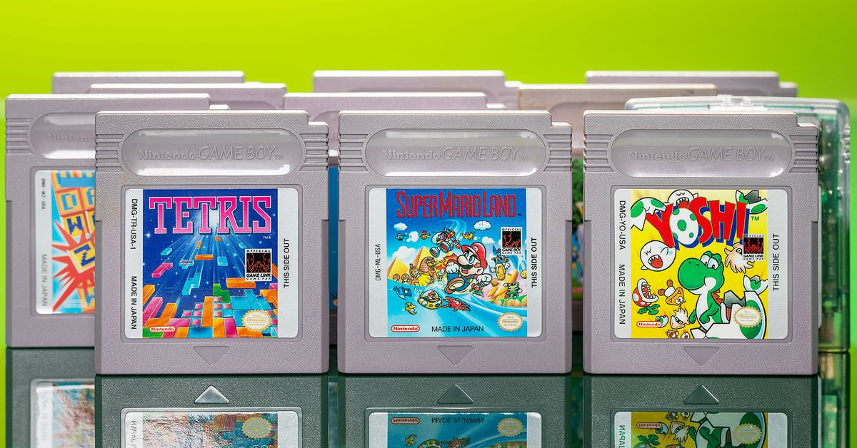 The 30 greatest Game Boy games - Polygon