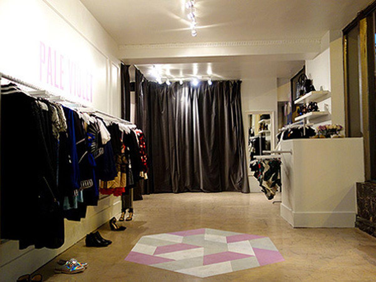 "Image of Pale Violet boutique <a href=""http://la.racked.com/archives/2014/01/03/pale_violet_brings_more_cool_kid_vibes_to_dtlas_historic_core.php"">via</a>"