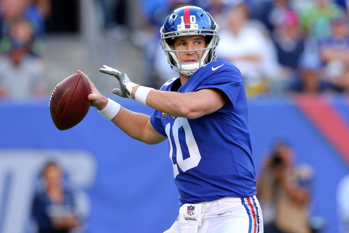 Let s have the Eli Manning discussion Big Blue View