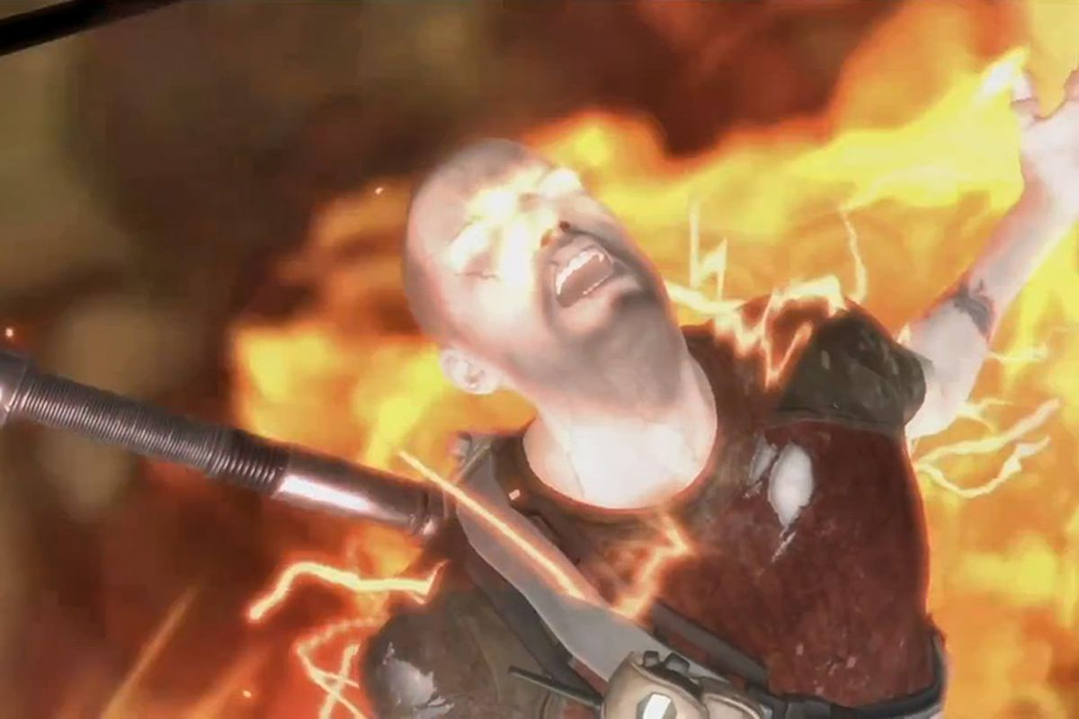 PlayStation All-Stars: Battle Royale - Evil Cole