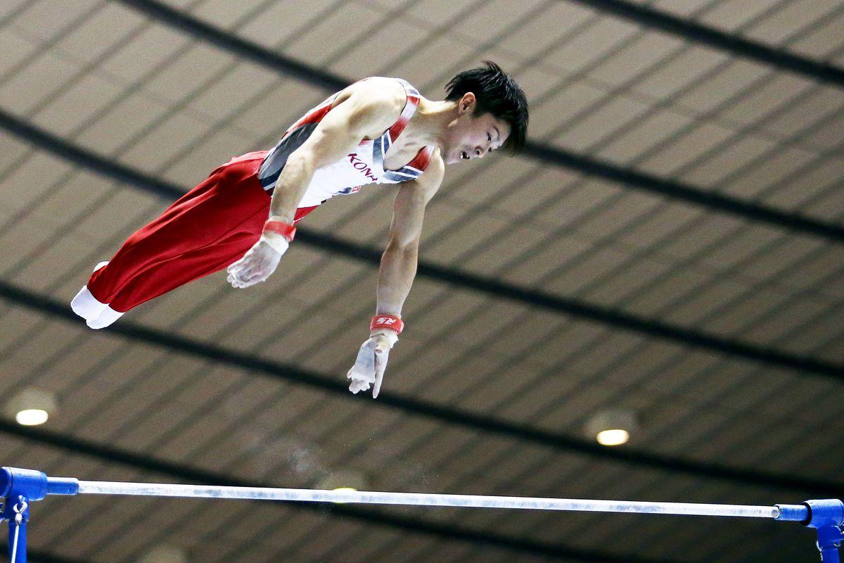 All-Japan Gymnastics Apparatus Championships - Day 2