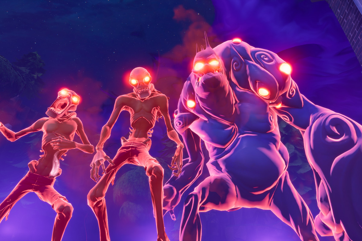Fortnite had 3 4M users on Sunday before it crashed, Epic