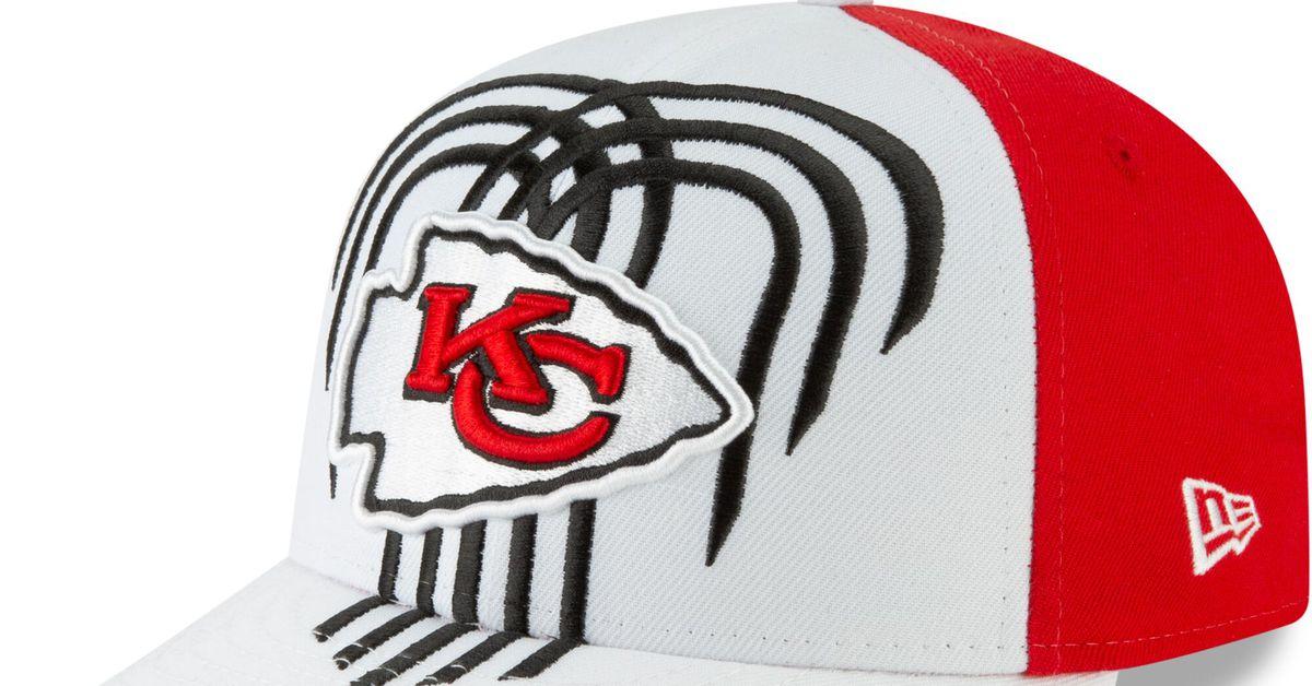 4fa43e8297a6e4 Kansas City Chiefs 2019 draft hats are here - Arrowhead Pride