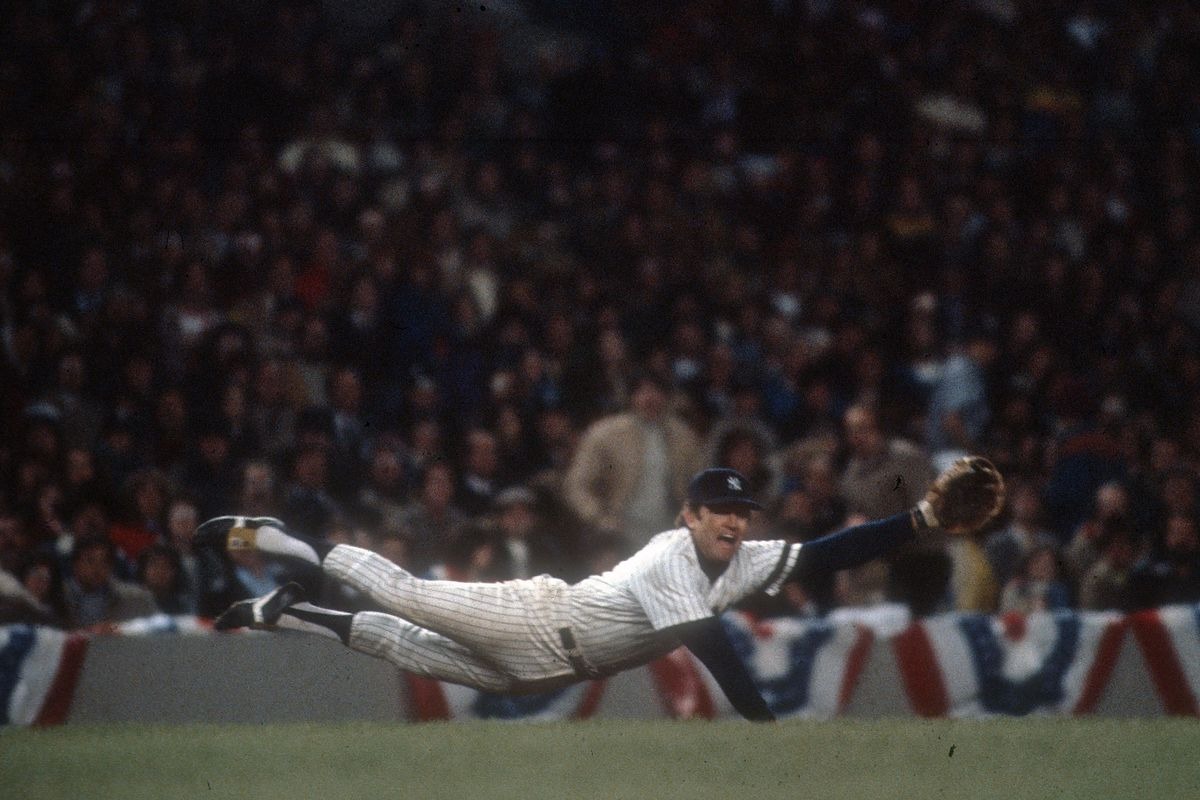 World Series: New York Yankees v Los Angeles Dodgers, October, 1981