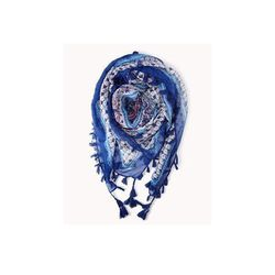 """<a href=""""http://www.forever21.com/Product/Product.aspx?BR=f21&Category=acc_scarf&ProductID=1050913251&VariantID="""">Forever 21 Fringed Floral Boho Scarf</a>, $8.80"""