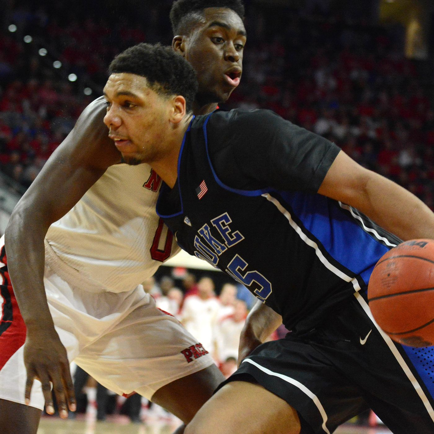 Jahlil Okafor is an elite NBA prospect on only half the court