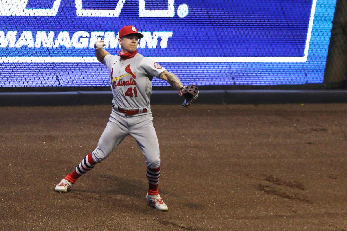 MLB: SEP 16 Cardinals at Brewers - Game 2