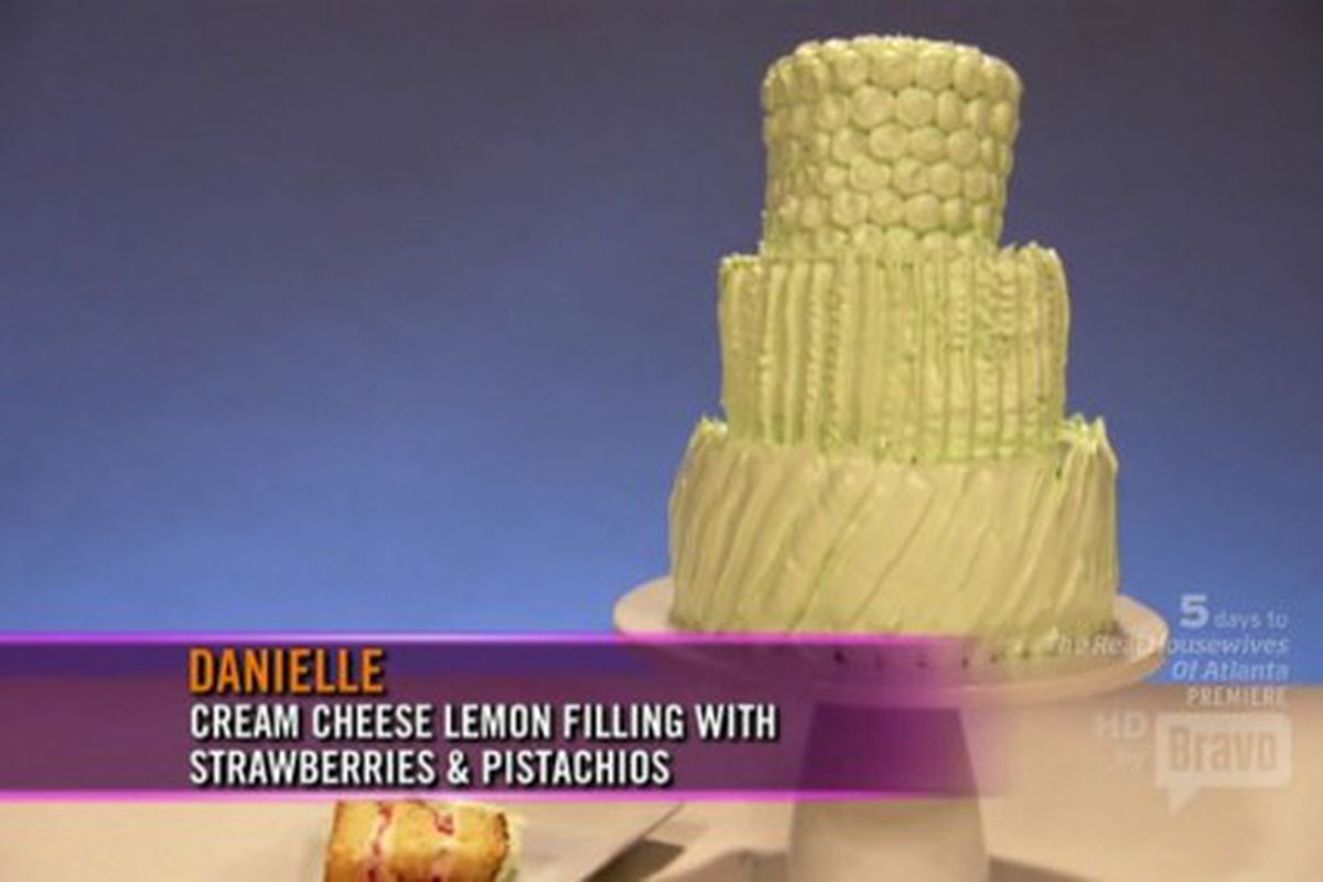 The Wedding Cakewrecks of Top Chef: Just Desserts - Eater
