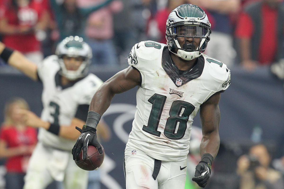 buy online cdaeb bd9ff Jeremy Maclin released by Ravens: Should the Eagles bring ...