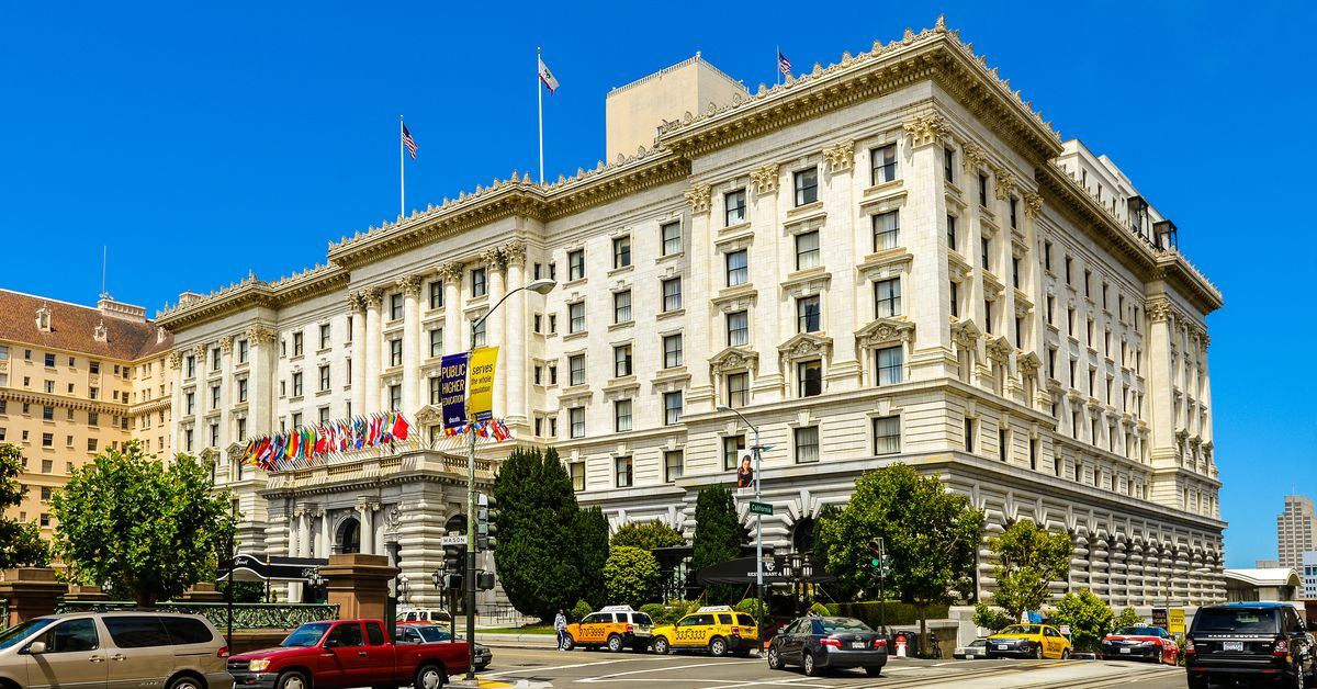 Best Sf Hotels For A Locals Stay