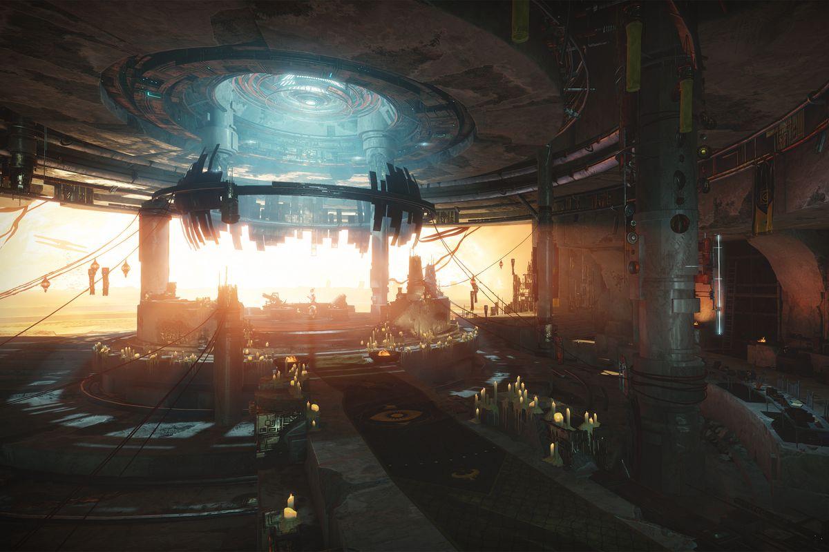 Destiny 2: Curse of Osiris - The Lighthouse on Mercury
