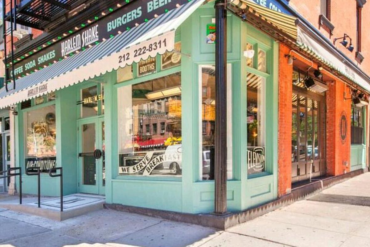 Retro Burger Joint Harlem Shake Expands Eastward Eater Ny