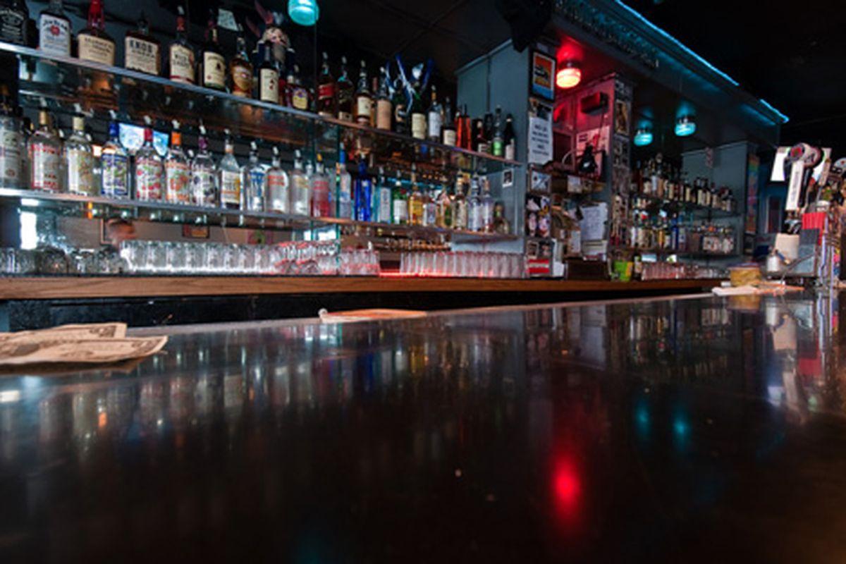 Name that bar.
