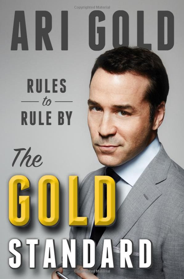 Cover of 'The Gold Standard' by Ari Gold
