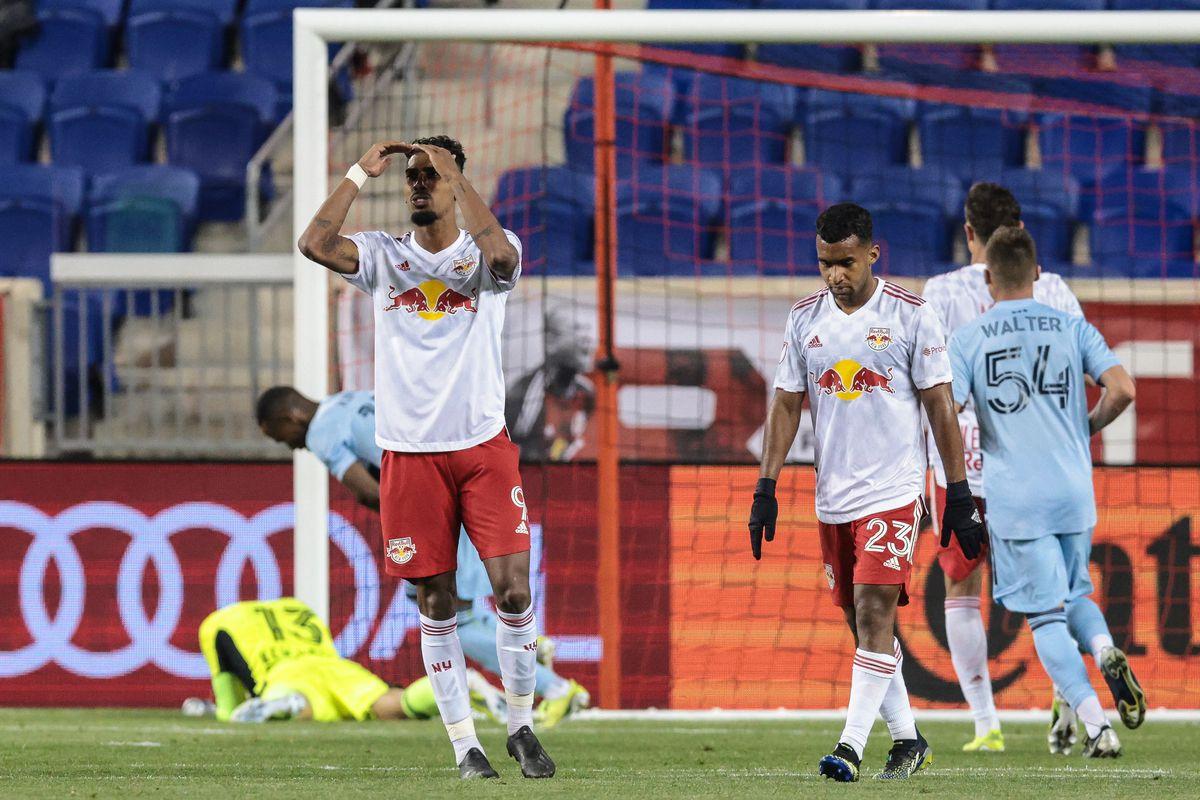 MLS: Sporting Kansas City at New York Red Bulls