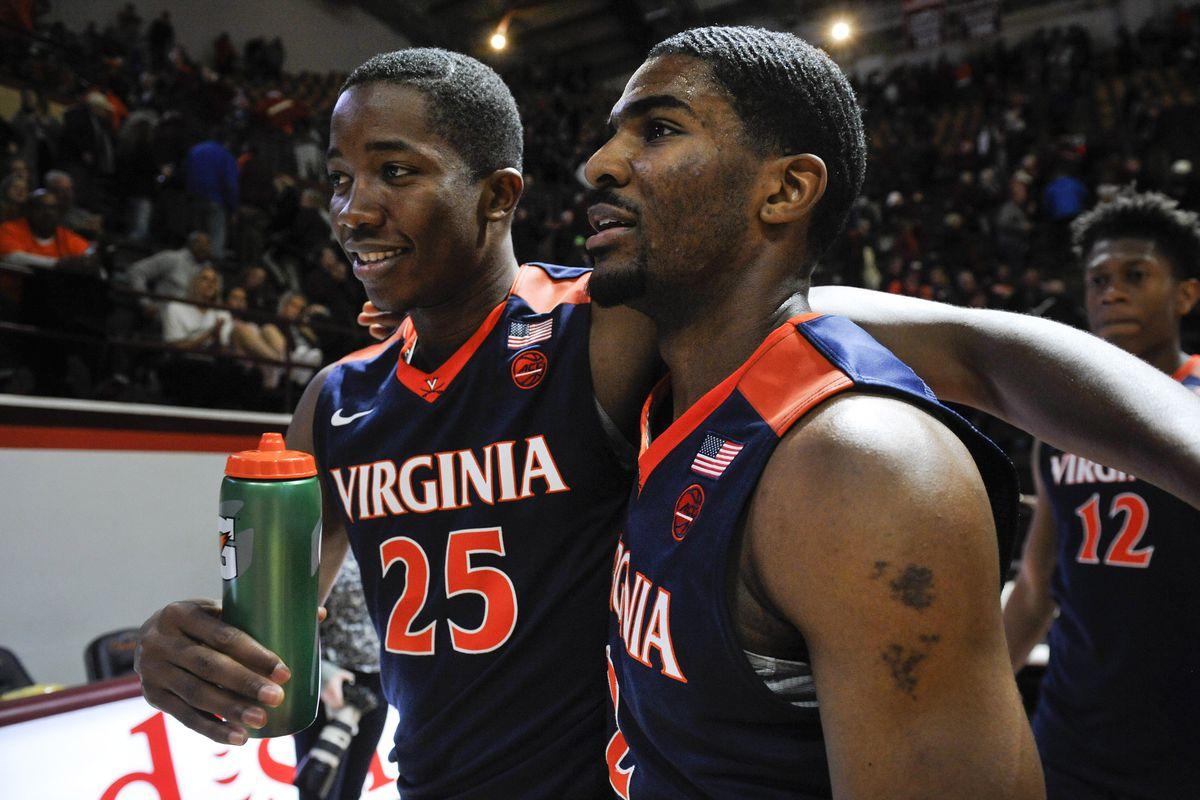 NCAA Basketball: Virginia at Virginia Tech
