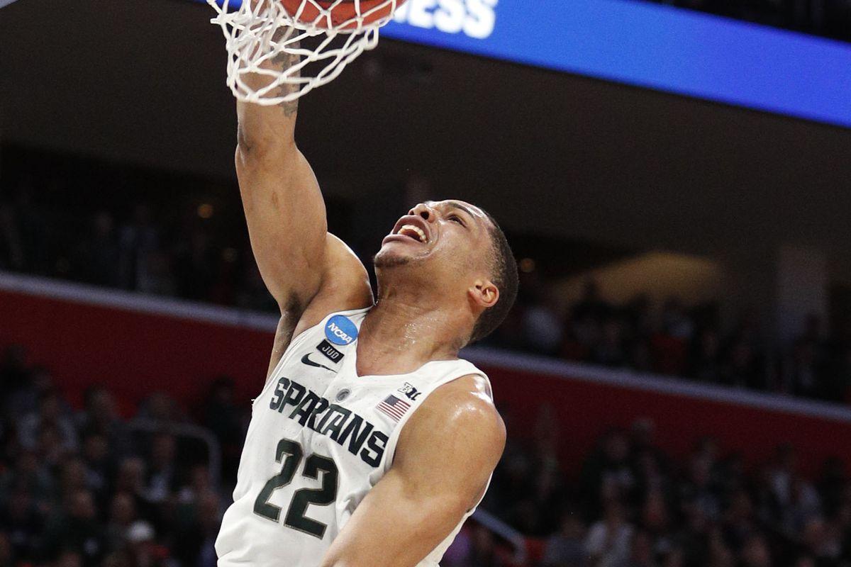 NCAA Basketball: NCAA Tournament-Second Round- Michigan State Spartans vs Syracuse Orange
