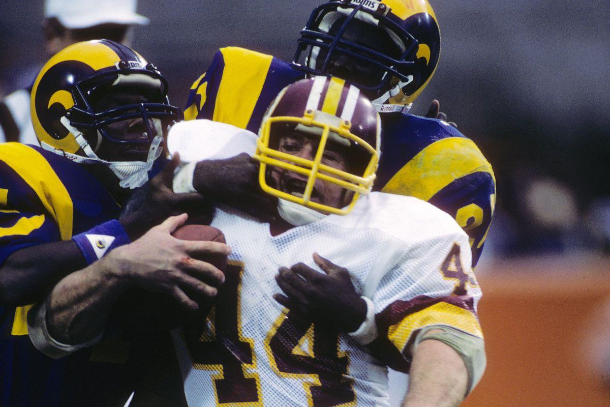 Los Angeles Rams v Washington Redskins