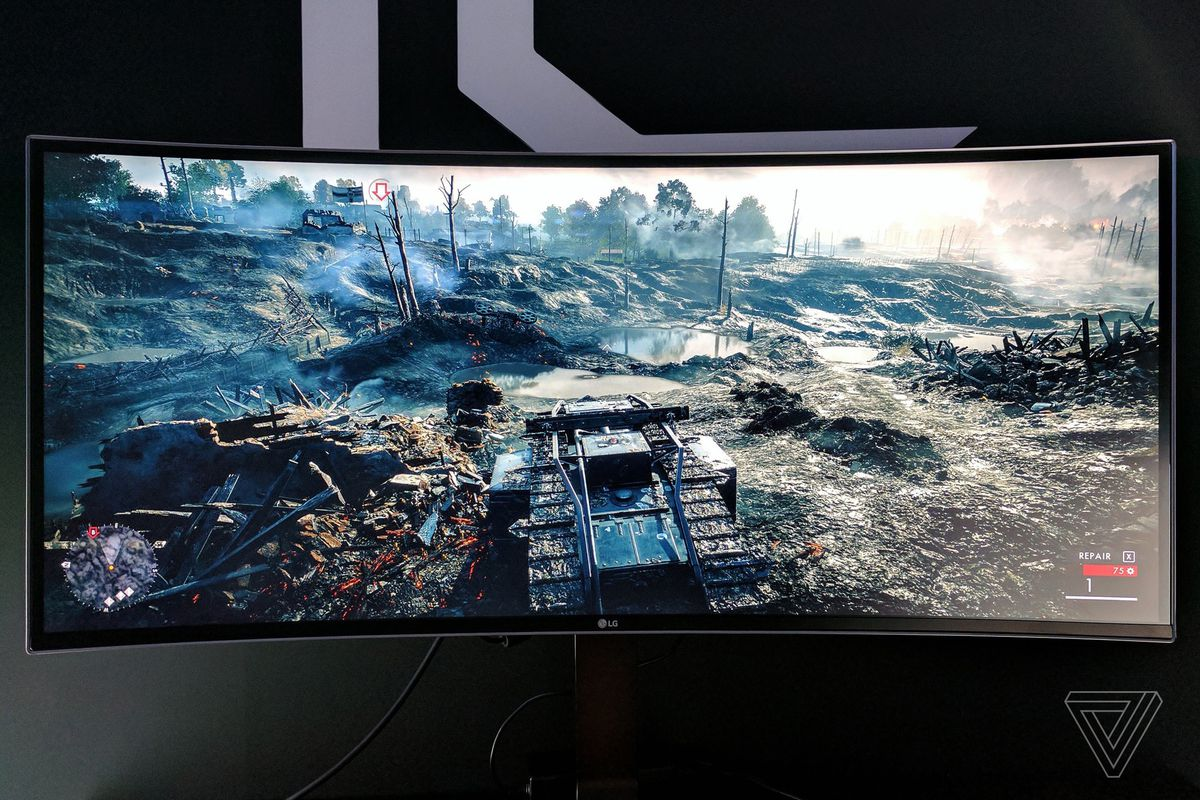 0770f16c15fb The biggest upgrade you can make to your gaming PC is a curved monitor
