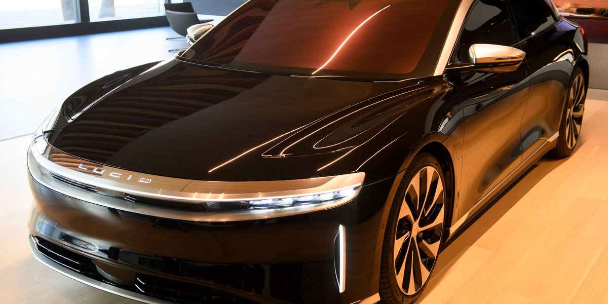 The Lucid Air is the first electric car with a 520-mile EPA-rated range