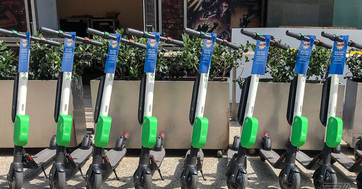 Scooter companies are trying to rehabilitate their reputations as