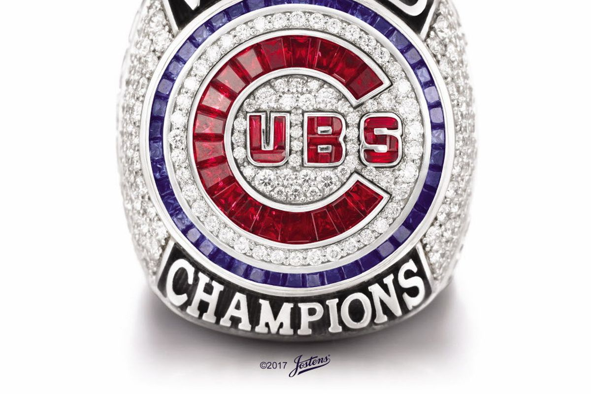 First official Cubs World Series ring hits secondary market