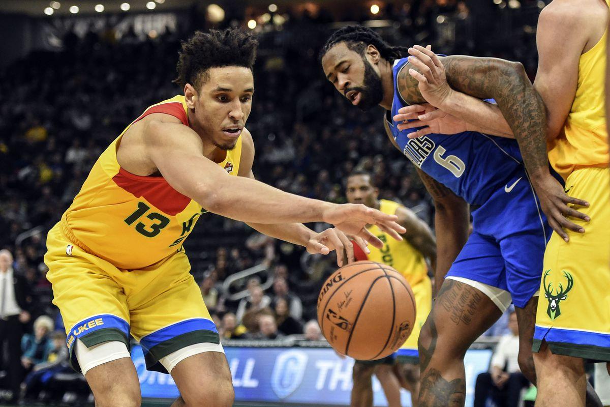 NBA: Dallas Mavericks at Milwaukee Bucks
