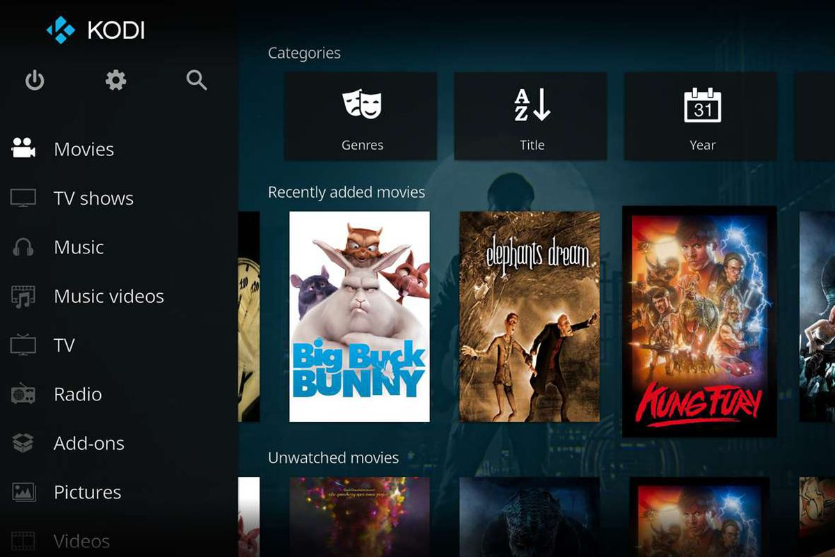 Kodi media player arrives on the Xbox One - The Verge
