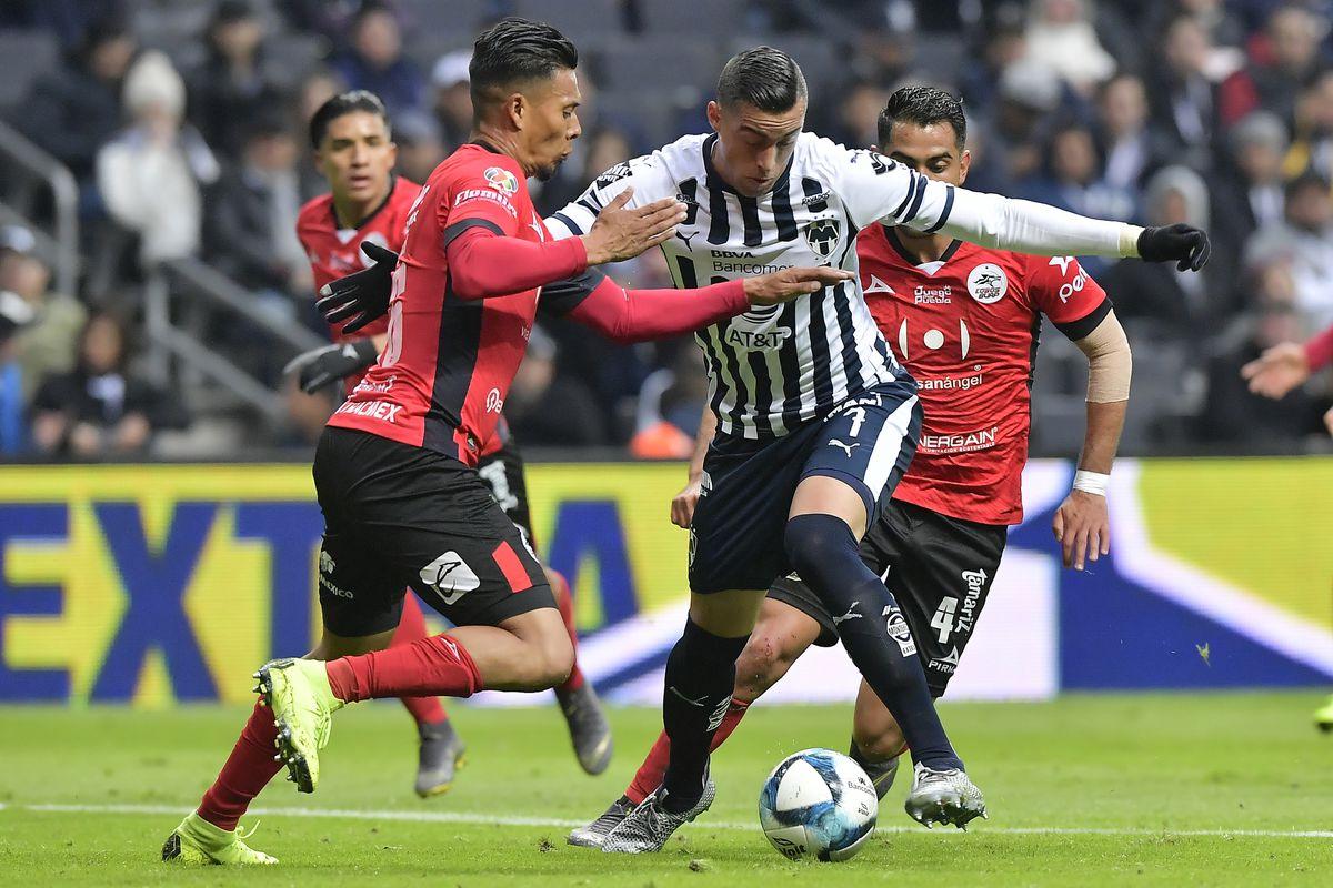 Monterrey v Lobos BUAP - Torneo Clausura 2019 LIga MX