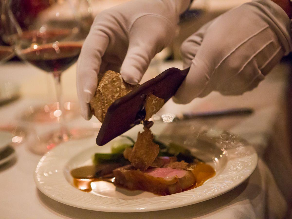 Frasca's Truffle and Barolo Dinner