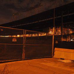 "The ""Ballhawk Corner"" at Waveland & Kenmore"