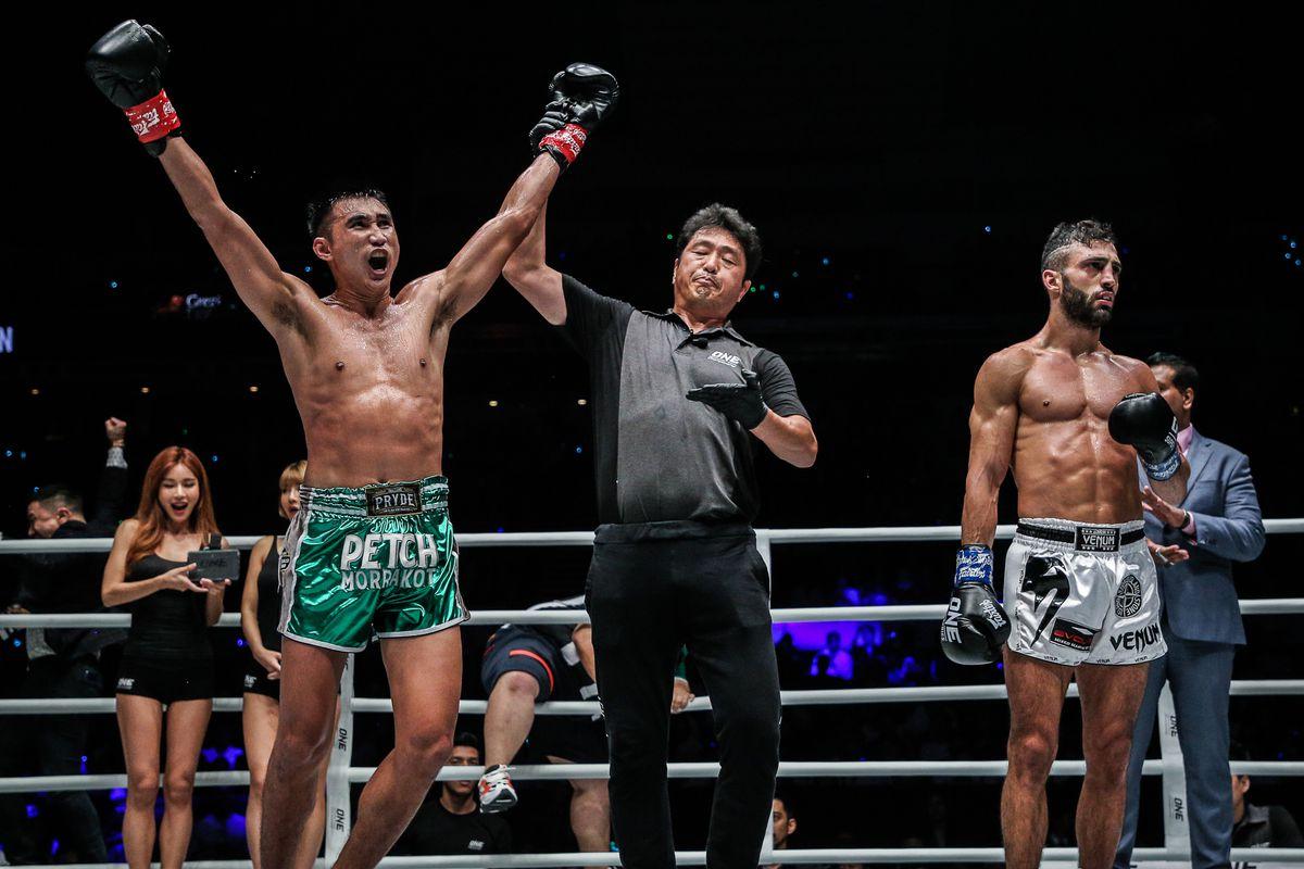 Giorgio Petrosyan – Siêu võ sĩ ẩn sau trái tim điềm tĩnh của ONE Championship