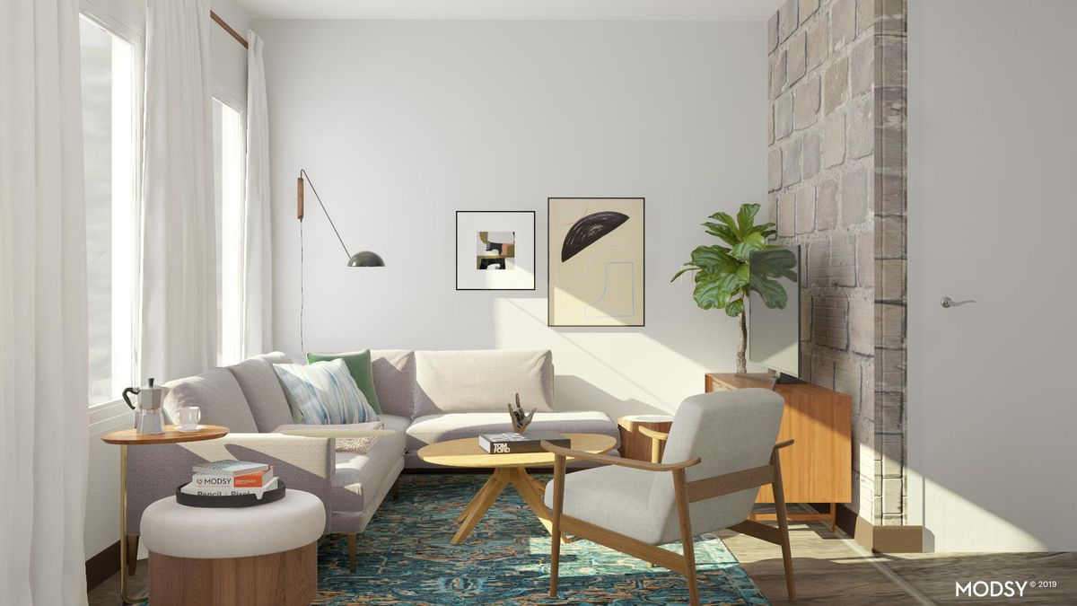 Virtual Home Makeover Testing Modsy Havenly Ikea On My Nyc Apartment The Verge