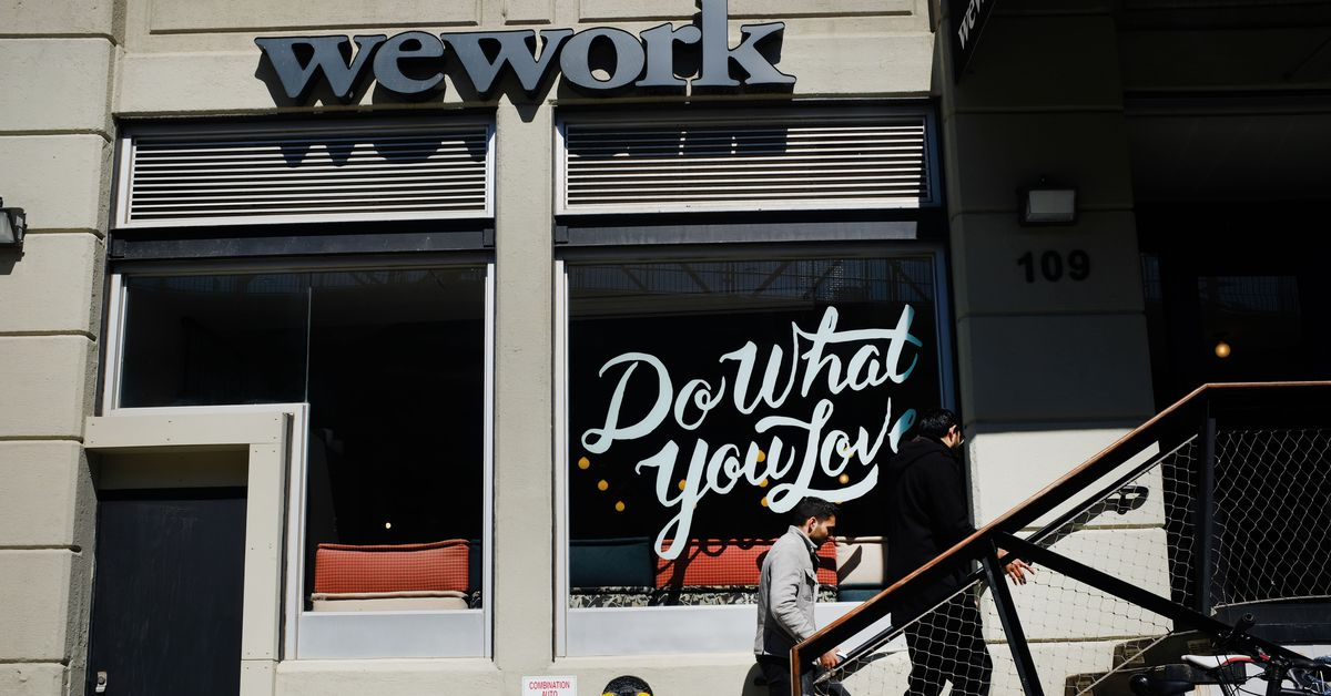 Pitchbook ipo price wework