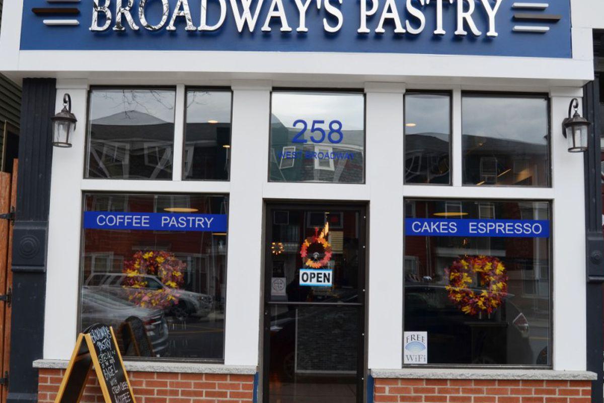 Broadway's Pastry